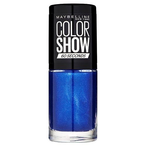 Maybelline Color Show Nail Polish Ocean Blue 661