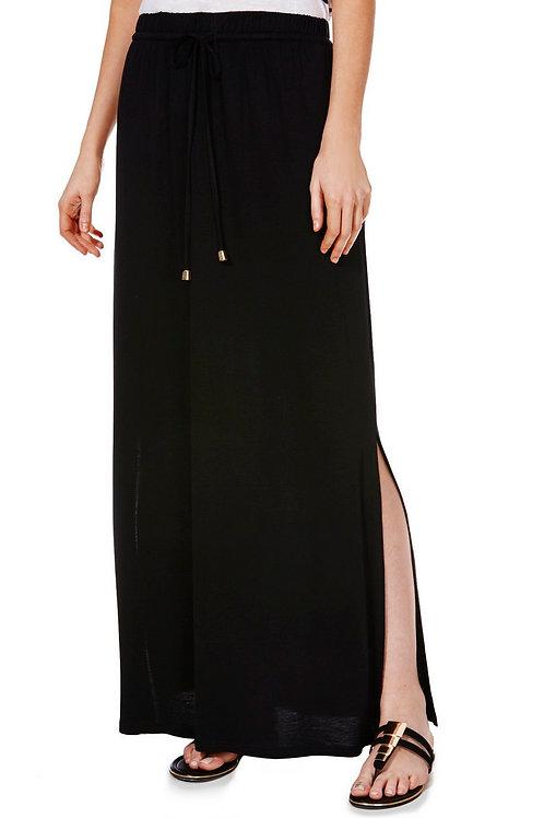Black F&F Maxi Skirt