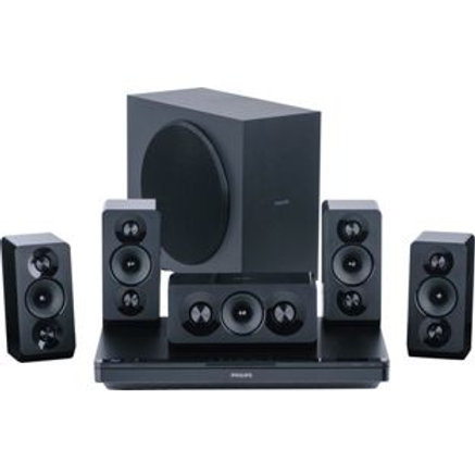 Philips HTD3510/12 DVD Home Cinema System