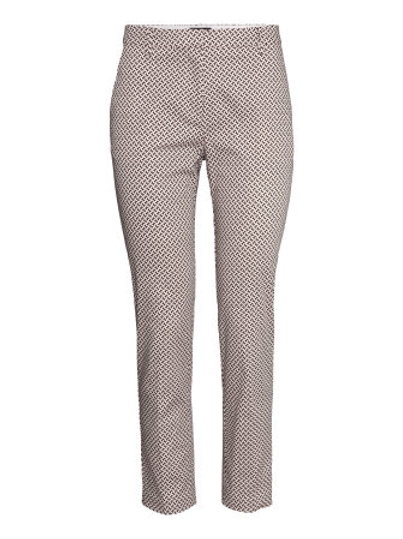 Black Bi-Stretch Slim Leg Trousers by New Look