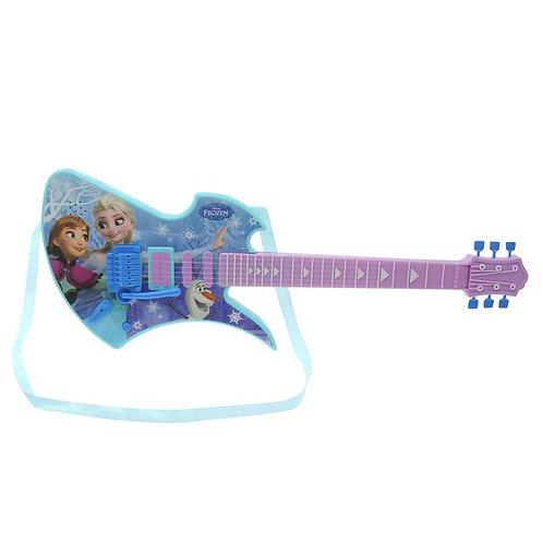 Frozen Character Electric Guitar