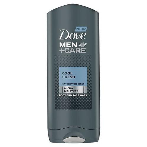 Dove For Men Cool Fresh Shower Gel 250ml