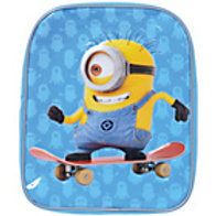 Despicable Me Minion Skater Small Back Pack