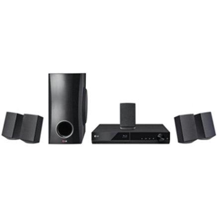 LG DH4130 300W 5.1Ch DVD & Blu-ray Home Cinema