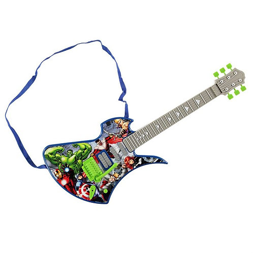 Avengers Character Electric Guitar