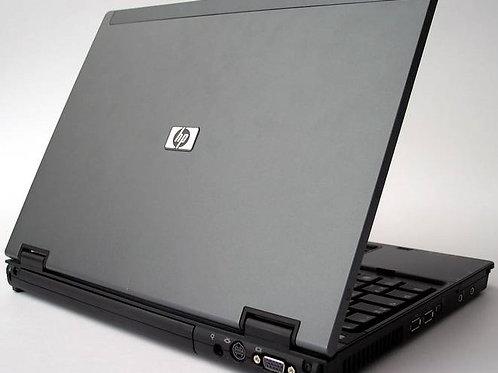 Windows 7 HP Compaq 6910p Laptop Core 2 Refurb
