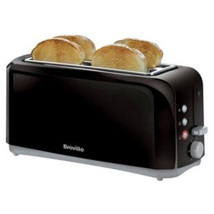 Breville VTT233 4 Slice Toaster - Black
