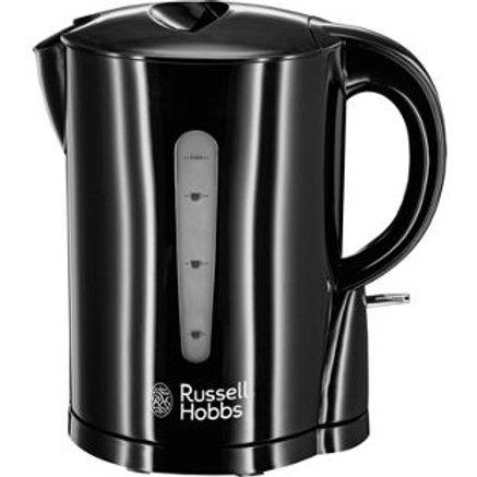 Russell Hobbs 21440 Essentials Kettle - Black