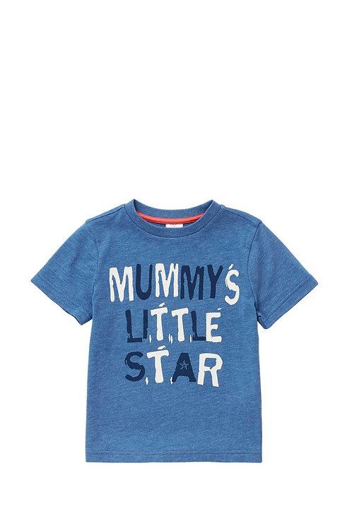 F&F Mummy's Little Star Slogan T-Shirt