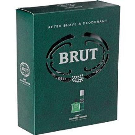 Brut 2 Piece Men's Fragrance Gift Set