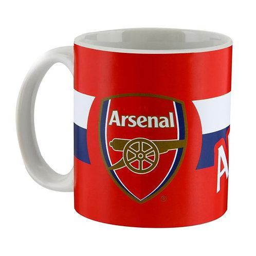 Team Football Mug - Arsenal
