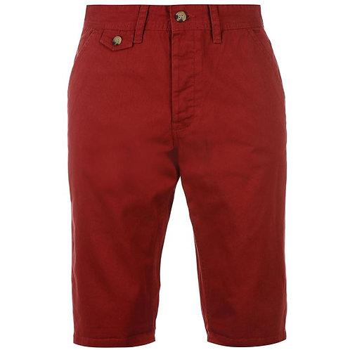 Berry Kangol Chino Shorts Mens