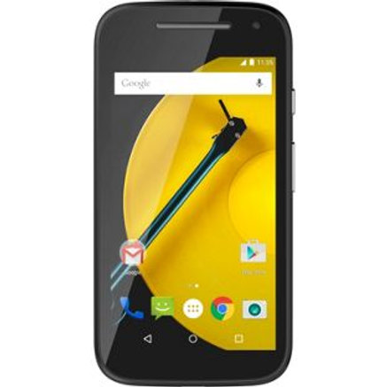 Motorola Moto E 2nd Gen.4G Mobile Phone - Black