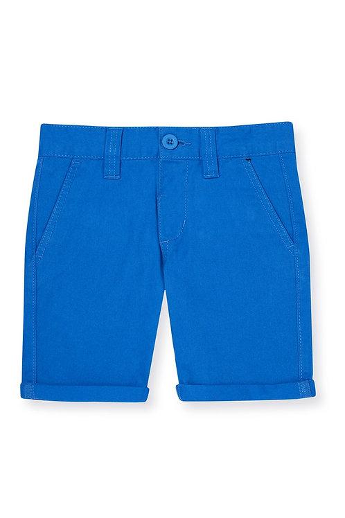 Rebel - Blue twill Shorts