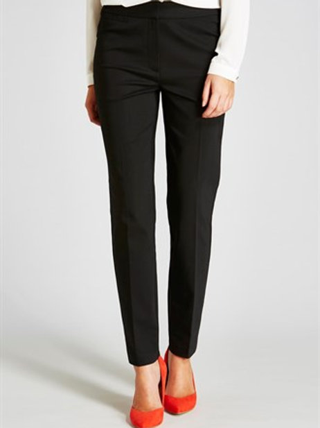 Slim Leg Trouser - Black