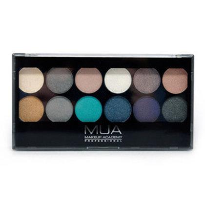 MUA Eyeshadow Palette - Dusk Till Dawn