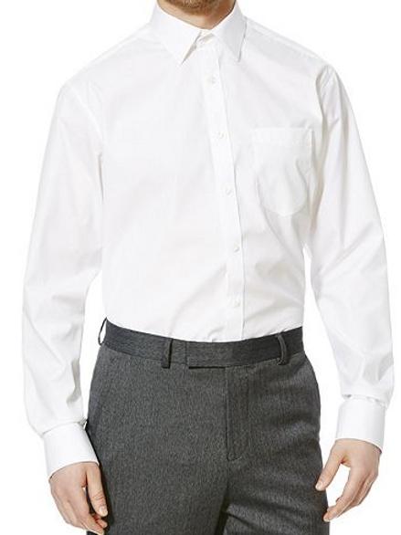F&F Cotton Regular Fit Shirt