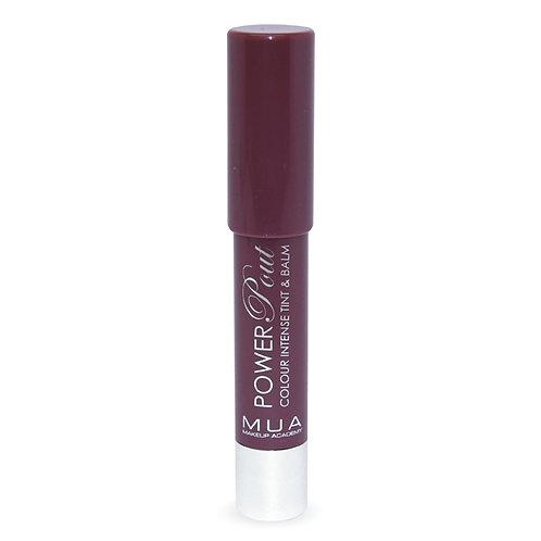 MUA Power Pouts Lipstick Crazy In Love