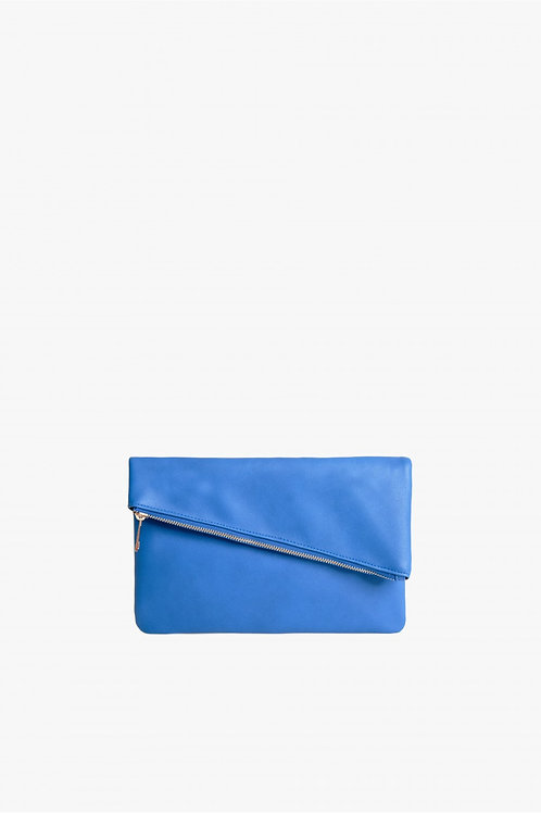 ASYMMETRIC FOLDOVER CLUTCH by SELECT