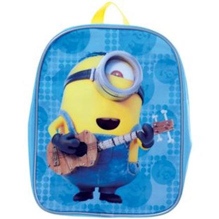 Minions Singing Stuart Small Back Pack