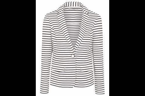 Monotone Stripe Blazer from George