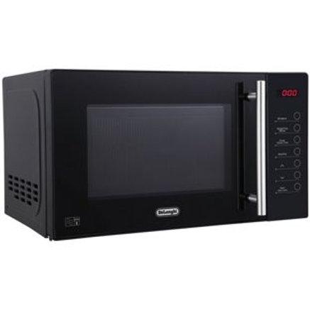 De'Longhi AM820 Standard Microwave - Black