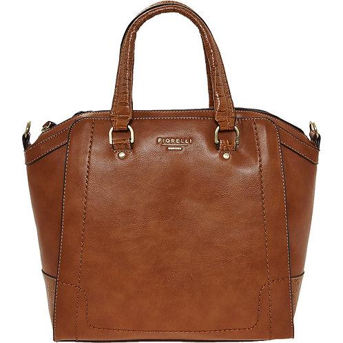 Tan Kenzie Handbag by Fiorelli
