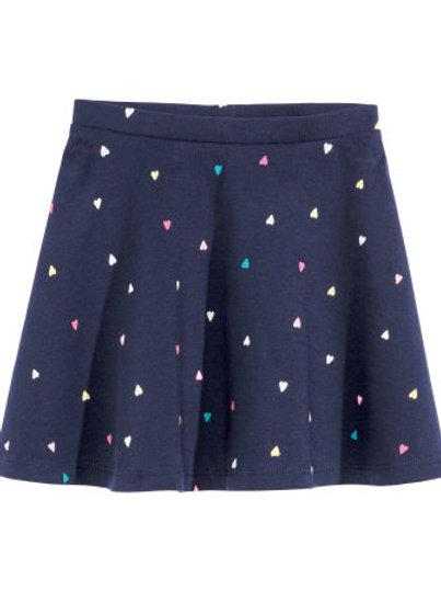H&M - Dark Blue Circular skirt (2-10yrs)