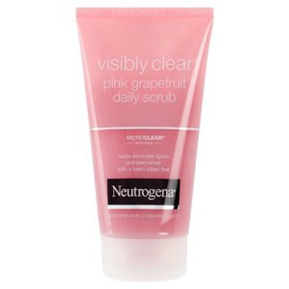 Neutrogena Visibly Clear Pink Scrub - 150ml