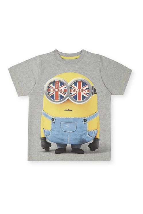 Rebel - Minions Union Jack T-Shirt