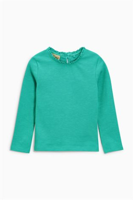 Green Long Sleeve Top by NEXT