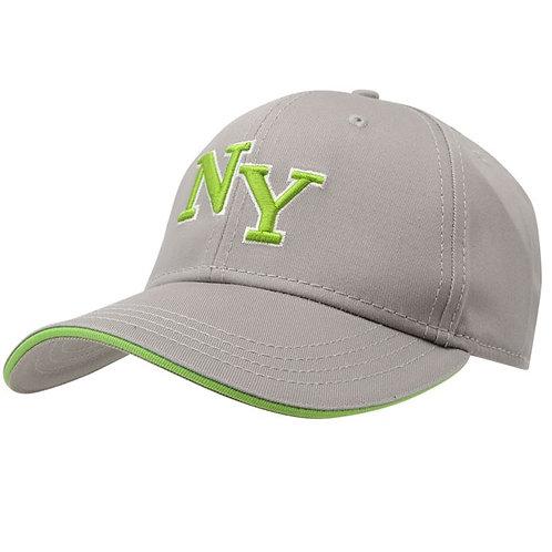 No Fear NY Cap Mens in Light Grey