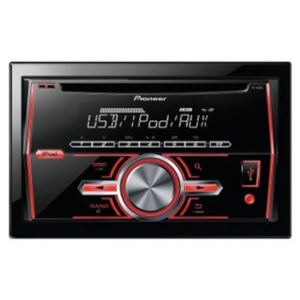 Pioneer FH-460Ui In-Car Stereo with CD