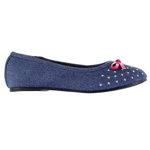 Heatons Studded Bow Shoes - Child
