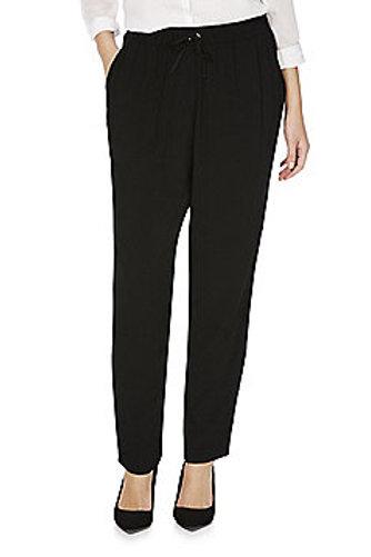 F&F Tapered Trousers - Black