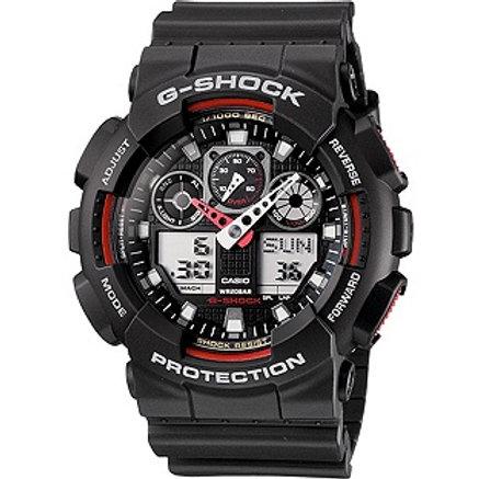 Casio Men's G-Shock World Timer Watch