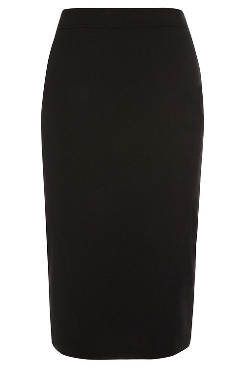 Black Bistretch Skirt