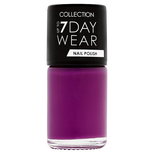 Collection Up To 7 Day Wear Nail Polish Sh 13 Purp