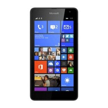 Microsoft Lumia 535 Mobile Phone - Black