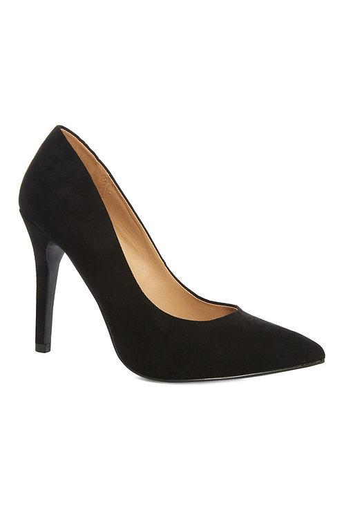 Atmosphere Black Point Stiletto Heel