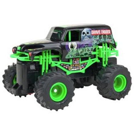 New Bright RC Monster Jam 360 Ramp 1:43