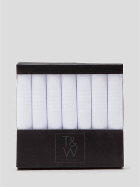 7 Pack Handkerchiefs