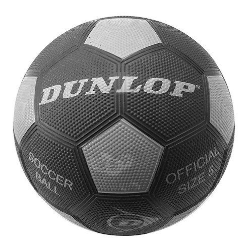 Dunlop rubber football / soccer ball size 5