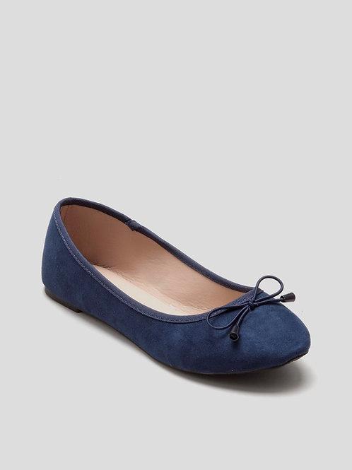Bow Detail Ballet Shoes