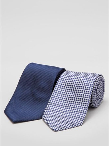2 Pack Texture Ties