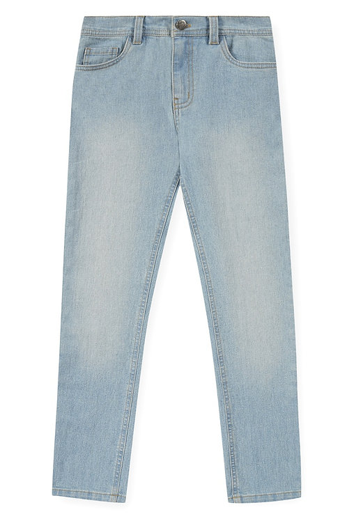 Rebel - Bleach Skinny Jeans