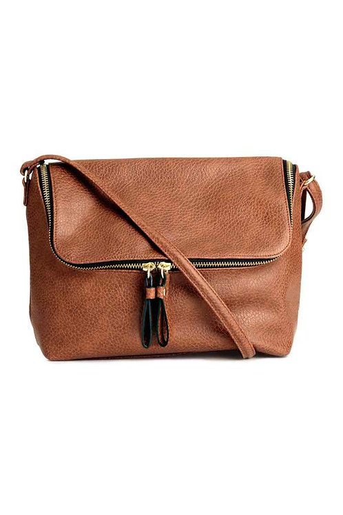 Cognac brown Shoulder bag