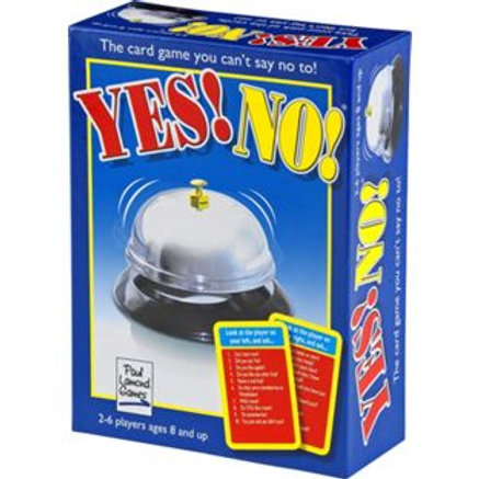 Yes/No Family Card Game