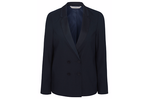 Double Buttoned Blazer from George - Navy