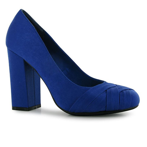 Rocket Dog Wanda Pump Ladies Shoes in Blue